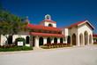 canvas print picture - Kirche in Bonita Springs in Florida