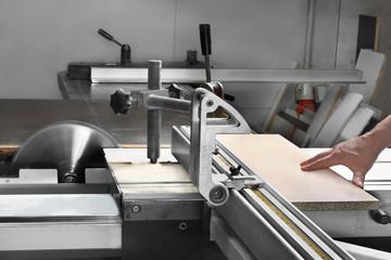 Rotating saw blade