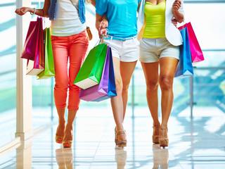 Shopping walk