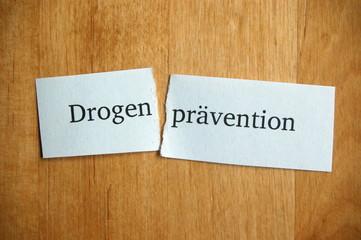 Drogen-prävention