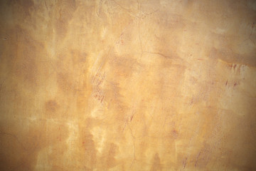 light brown grunge concrete texture for background