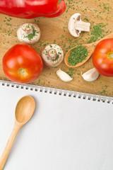 Garlic Parsley Mushroom Tomato And Paprika Recipes