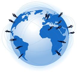 World business communications