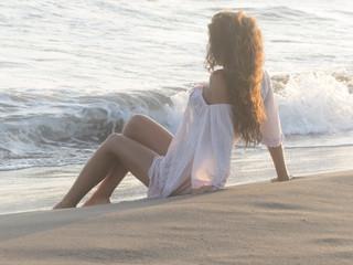 send beach