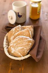 Mustazzolus, mostaccioli della Sardegna