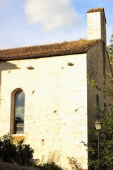 Borgo antico di Fossanova , Italia
