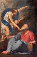 Venice - Prophet Elijah Receiving Bread and Water from an Angel