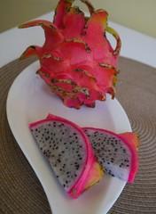 healthy Food fruits dragon fruit
