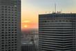 Fototapete Downtown - Modern - Stadt allgemein
