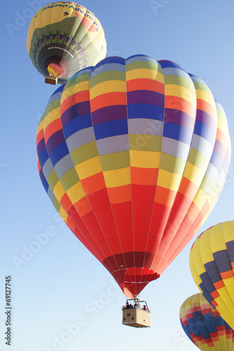 Plexiglas Ballon Balloon Lift off