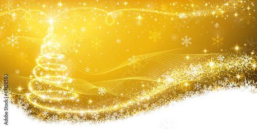 Zdjęcia na płótnie, fototapety, obrazy : Christmas tree