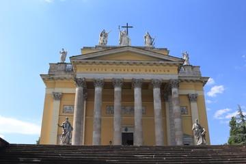 Basilica of Eger. Hungary