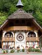 Clock House in Bavaria, Germany