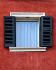 Window from Venice, Italy