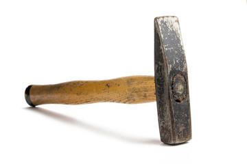 List hammer standing on the head