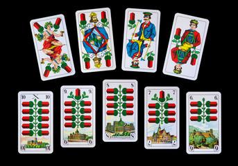 Spielkarten - Reise mit Eichl zu Deutschlands Denkmäler