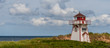Panorama of Covehead Lighthouse in Stanhope