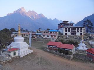 Monastère de Tengboche, Khumbu - Népal