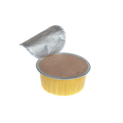 Pate in open can