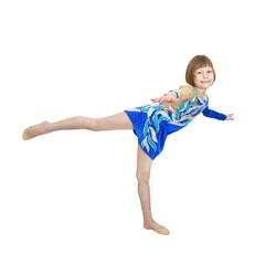 Girl gymnastic