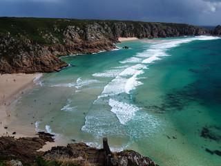 Wetterumschwung an der Küste
