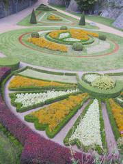 jardin du châteaux