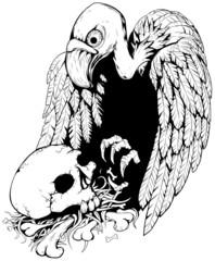 Skull Vulture