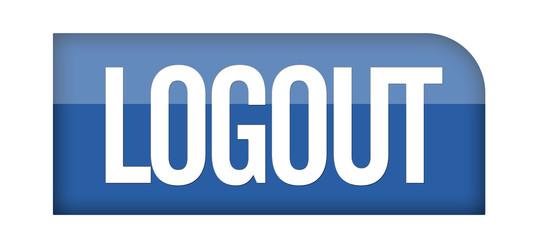 Logout icon or button