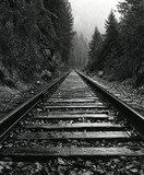 North Idaho Train Tracks