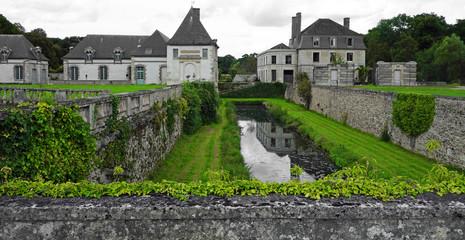 Un chateau en France