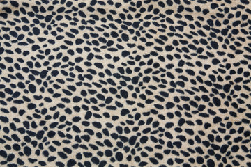 Leopard strip