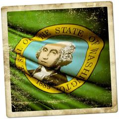 Flag of Washington (USA)