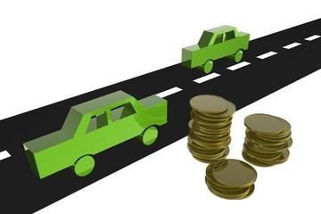 Kosten van wegen onderhoud