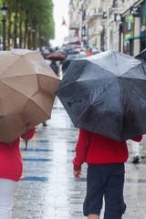 Schutz vor Regen