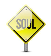 soul sign illustration design