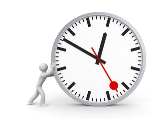 Time metaphor
