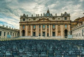 Basilica of St. Peter in Vatican, Rome