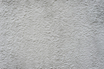 Textured painted wall