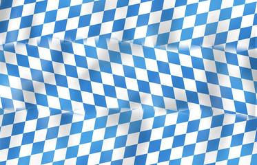 Oktoberfest Bavaria Flag Design