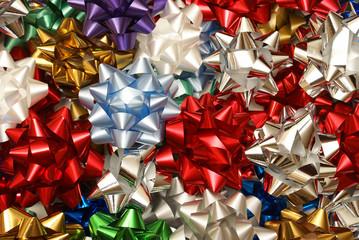 Various Christmas Bows