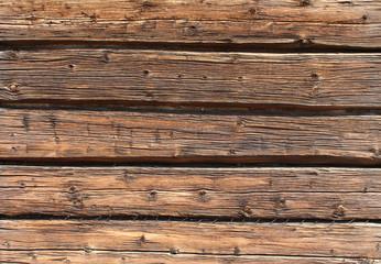 Mur en bois - Wood wall