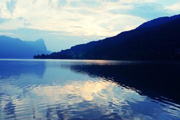 Traunsee  lake