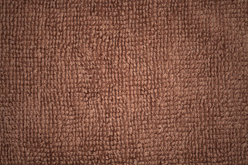 Towel fabric background
