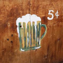 Chope de bière - Beer mug