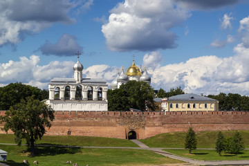 Kremlin of Novgorod the Great