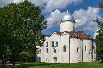 St. John the Baptist Church, Veliky Novgorod