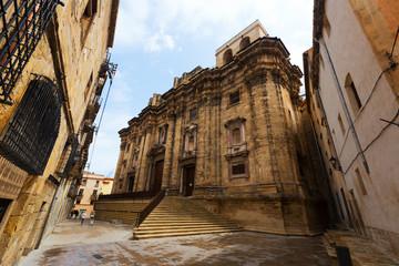Exterior  of Cathedral de  Tortosa