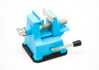 Aqua Plastic Bench Vise with Suction Cup