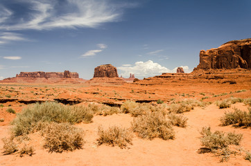 Wüste Trockenheit
