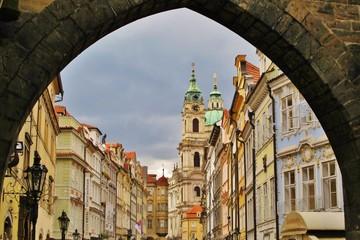 Prag, Mostecka-Straße